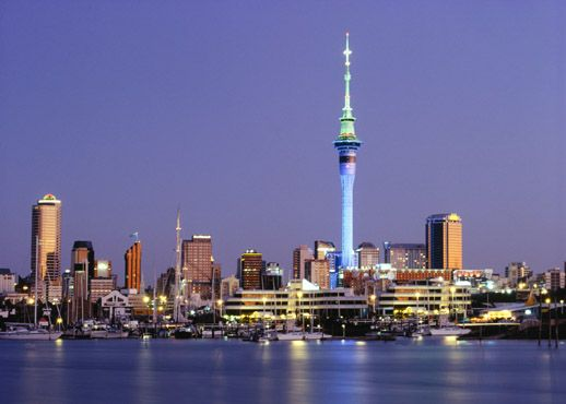 Auckland 461 Hotels