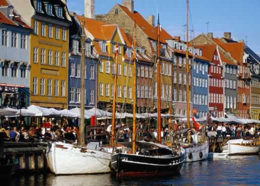ニュボー市, デンマーク
