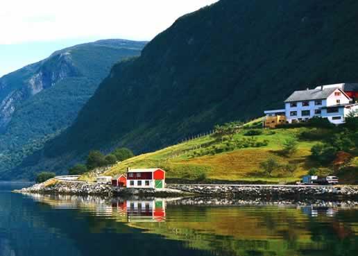Nordland (okręg), Norwegia